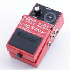 Boss RC-1 Loop Station Looper Guitar Effects Pedal P-05451