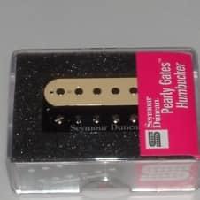 Seymour Duncan SH-PG1 Pearly Gates Bridge Pickup (Reverse Zebra) - SH-PG1b Reverse Zebra