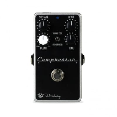 Keeley Compressor Plus Effects Pedal