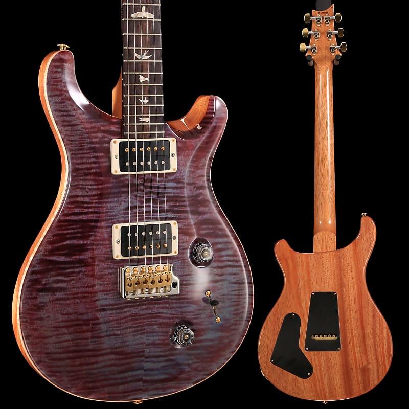 PRS Paul Reed Smith Custom 22 Ten 10-Top, Violet Hybrid Package S/N  18265063, 7lbs 5 2oz