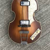 Hofner  Violin Bass  1963  Sunburst