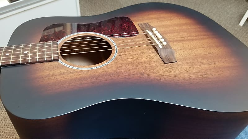 used guild d20 acoustic with ohsc very good condition reverb. Black Bedroom Furniture Sets. Home Design Ideas