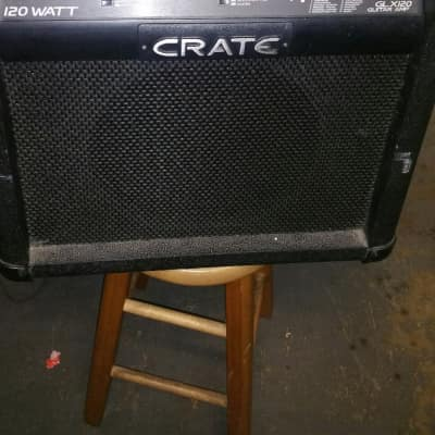 Crate GLX120 2000s Black for sale