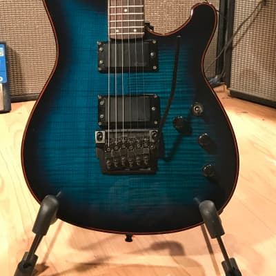 1985 Ibanez RS530 RS 530 Roadstar II, Marina Blue w/red for sale