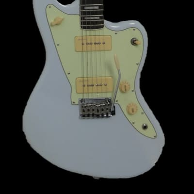 Revelation RJT-60 Sky Blue Electric Guitar for sale
