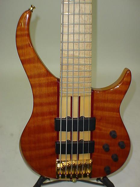 peavey cirrus 6 mfb redwood 6 string electric bass guitar reverb. Black Bedroom Furniture Sets. Home Design Ideas