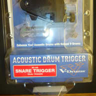 Roland Acoustic Drum Trigger RT 10S 2014