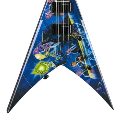 dean dave mustaine rust in peace v rust in peace graphic reverb. Black Bedroom Furniture Sets. Home Design Ideas