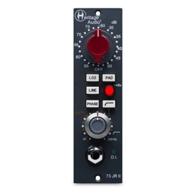 Heritage Audio 73JR II 500 Series Microphone Preamp Module