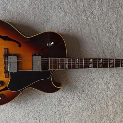 Gibson ES-175-D 1965/1968 Sunburst Bigsby RARE !