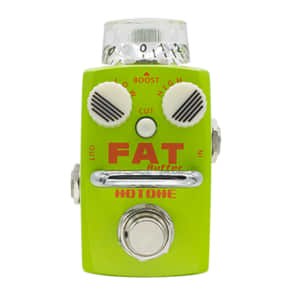 Hotone Fat Buffer Analog Boost for sale