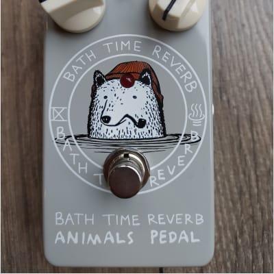Animals Pedal Bath Time Reverb