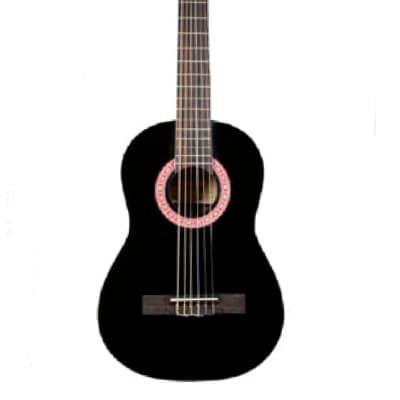 Tanara 1/2 Sized Classical Guitar TC12BK Black for sale