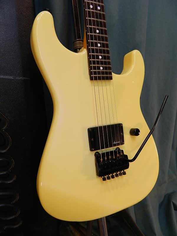 Charvel Model 2 1986 Ivory White