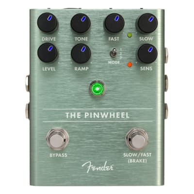 Fender Pinwheel Rotary Speaker Emulator for sale