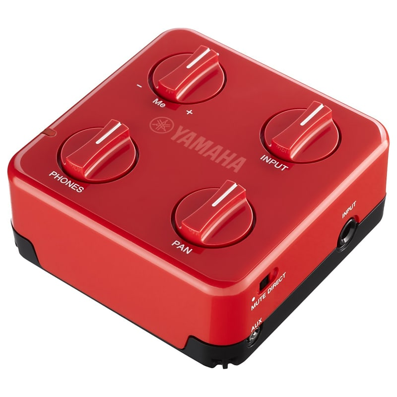 yamaha sc 01 personal headphone mixer for guitar and bass red reverb. Black Bedroom Furniture Sets. Home Design Ideas