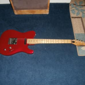 Vintage 1989 Peavey USA Generation Electric Guitar! Rare Red Finish! for sale