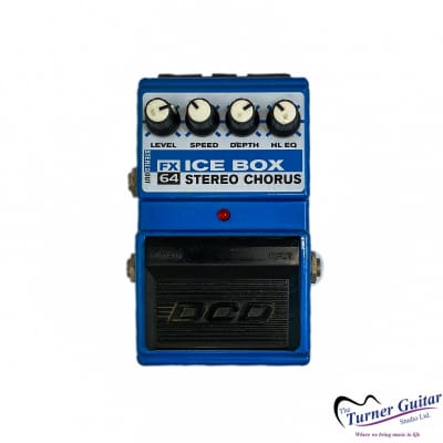 DOD Ice Box Stereo Chorus - Very Good Condition Used for sale