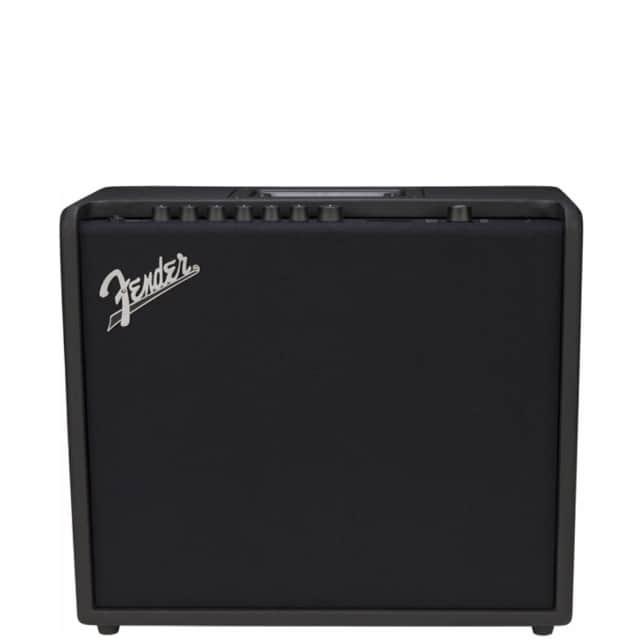 """Fender  Mustang GT 100 - 100-watt 1x12"""" Combo Black image"""
