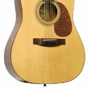 JB Player JB20 12-String Dreadnought Acoustic Guitar - Natural Finish for sale