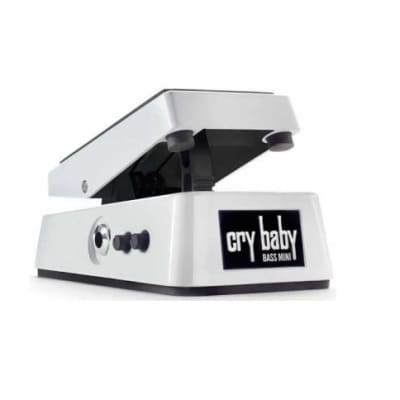 Dunlop CBM105Q Mini Bass Cry Baby Wah Pedal for sale