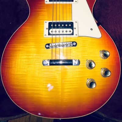1973 Ibanez Professional Custom Single Cut Set Neck! Cherry Sunburst