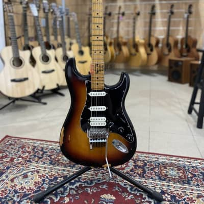 Fender Fender Floyd Rose Classic HSS Stratocaster (1998-2001; Strat Special HSS from 2001-2005), Map for sale