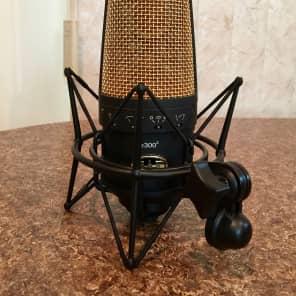 CAD Equitek E300-2 Large Diaphragm Multipattern Condenser Microphone