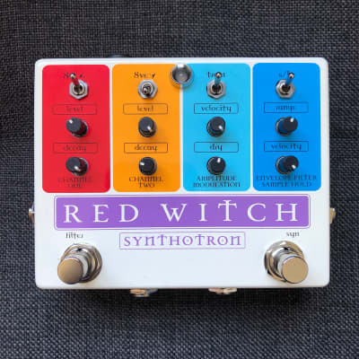 Red Witch Synthotron CV - Limited Edition