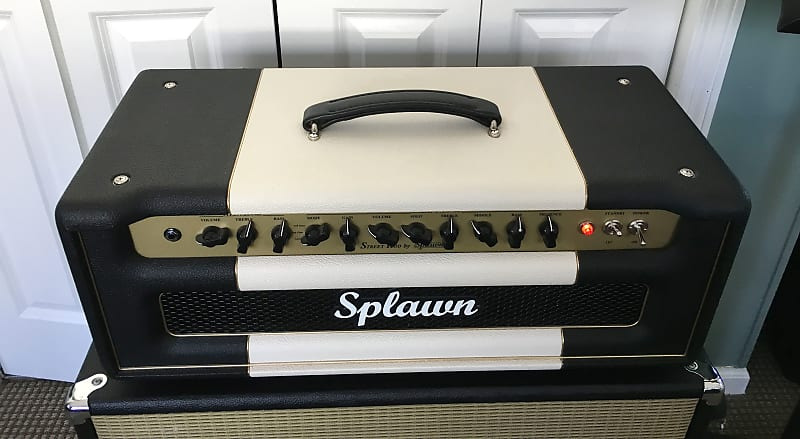 Splawn Street Rod Head Reverb