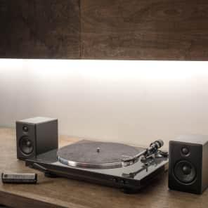 Audio-Technica AT-LP120-USB Turntable + Audioengine A2+ | Reverb