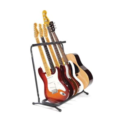 Fender Guitar Multi-Stand - 5 Guitar Holder