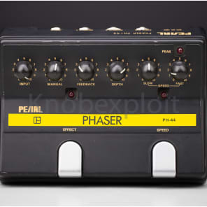 Pearl  PH-44 Phaser #841847 with original box, excellent condition. for sale