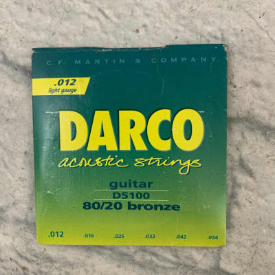 Darco Acoustic Strings D5100 12-54