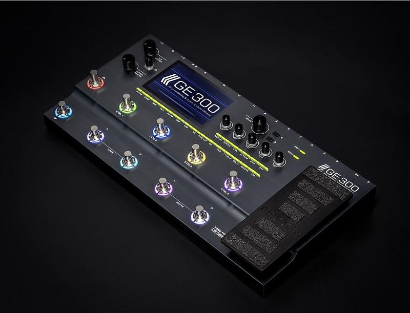 Mooer GE-300 Multi-Effects and Modelling   bmusic Australia