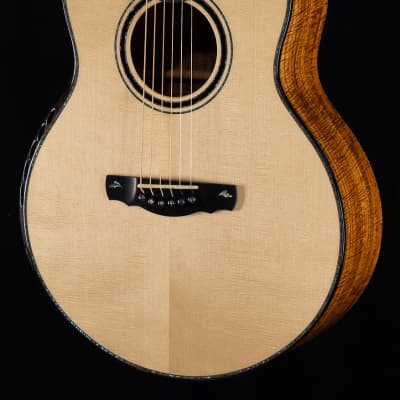 Kevin Ryan Paradiso Grand Concert w/ Master Grade Koa and Larry Robinson Inlay (018) for sale