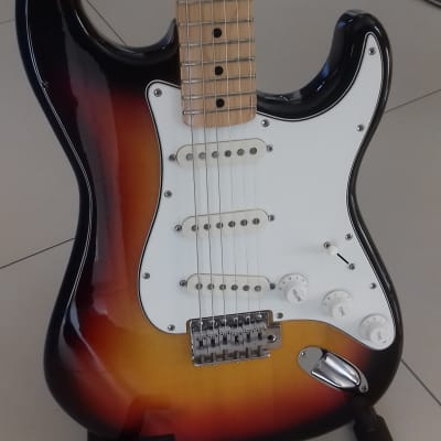 Maya Stratocaster Original 1972 Sunburst MIJ for sale