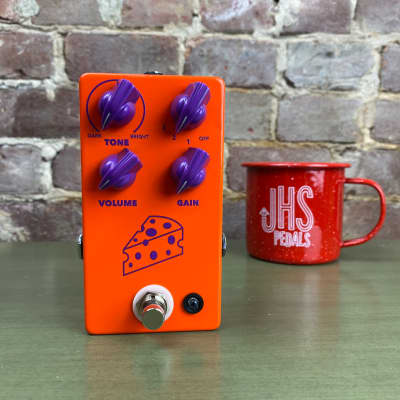 JHS Cheese Ball Fuzz/Distortion *Authorized Dealer* FREE 2-Day Shipping!