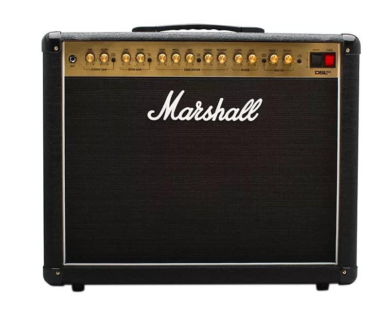 Marshall Dsl40cr 1x12 40 Watt Combo Amp Used Manual Guide