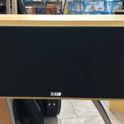 B&W CMC Center Channel Speaker - Bowers & Wilkins - Working - Free Shipping