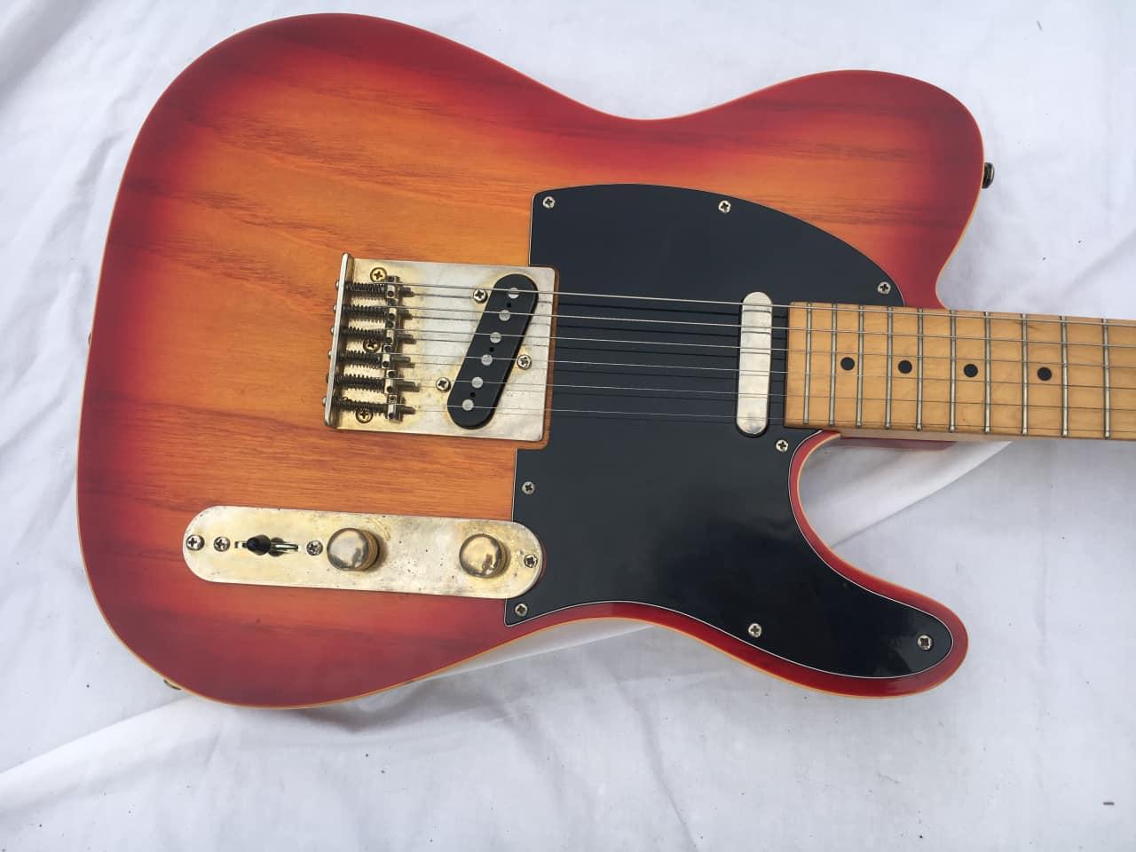 cort telecaster copy electric guitar nice b major music reverb. Black Bedroom Furniture Sets. Home Design Ideas