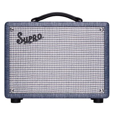 Supro 1605R Reverb 5-Watt 1x8 Tube Guitar Combo
