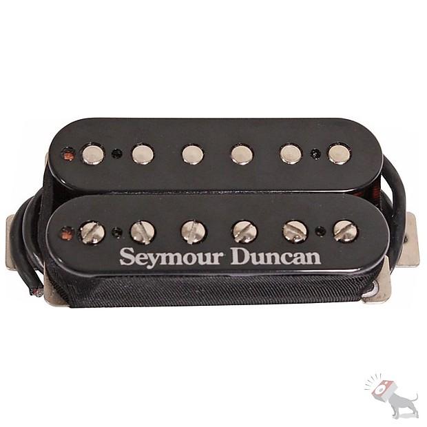 seymour duncan sh 11 custom custom humbucker black guitar reverb. Black Bedroom Furniture Sets. Home Design Ideas
