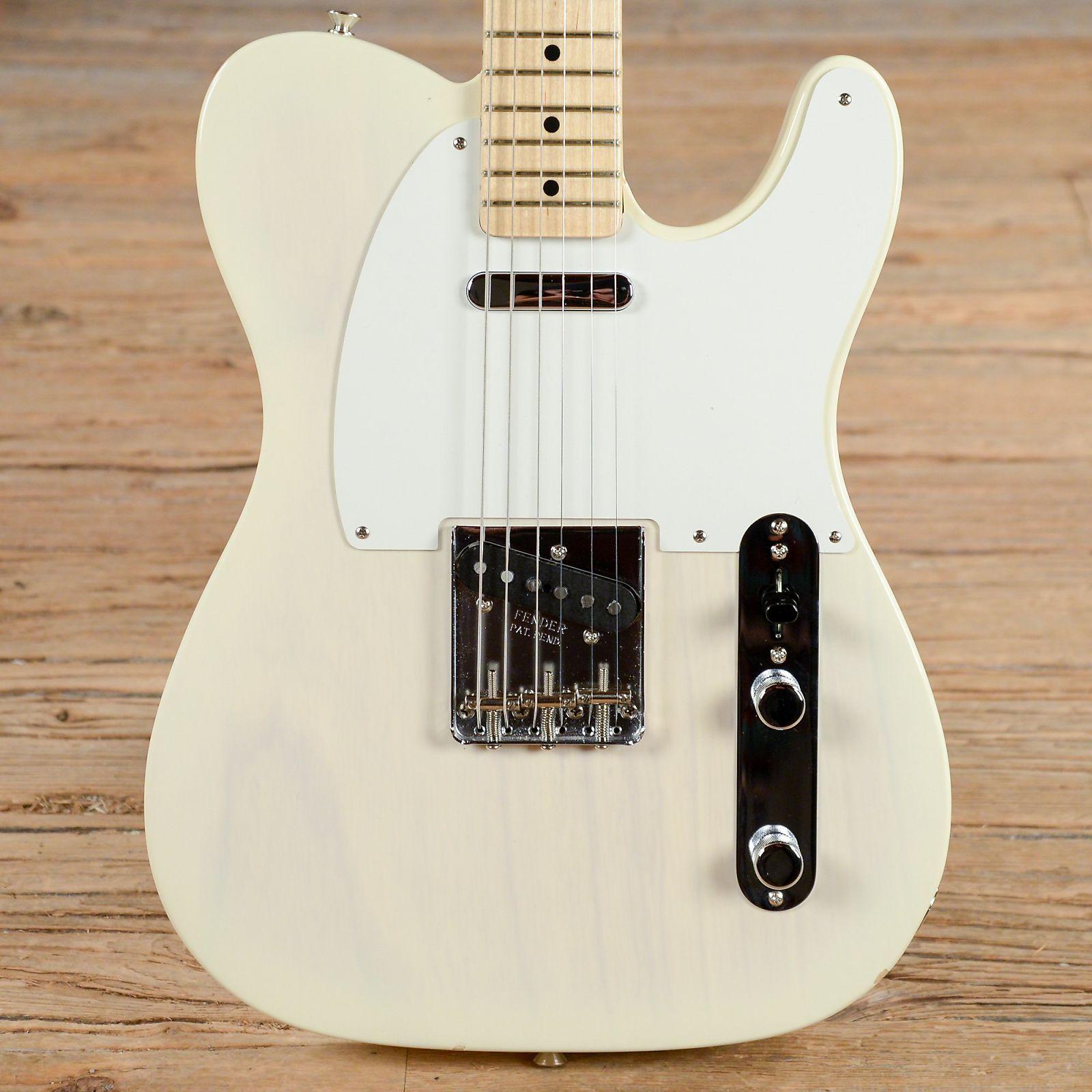 Vintage White Telecaster : fender american vintage 39 58 telecaster aged white blonde 2017 s824 ~ Hamham.info Haus und Dekorationen