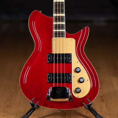 Rivolta Combinata Bass VII Rosso Red for sale