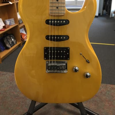 J3 Atlantis Mustard Electric Guitar for sale