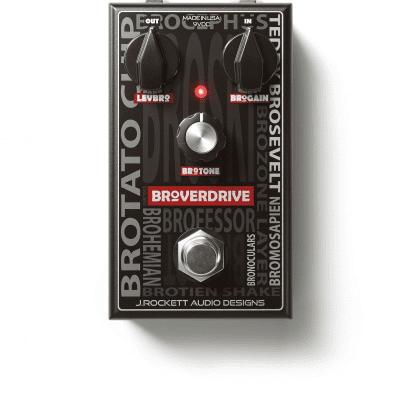 J. Rockett Audio Designs - Broverdrive OD + Free Shipping