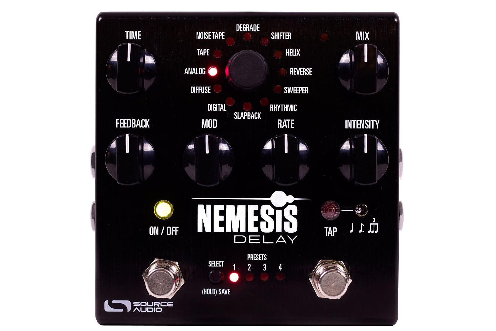 Source Audio SA260 One Series Nemesis Delay Effects Pedal