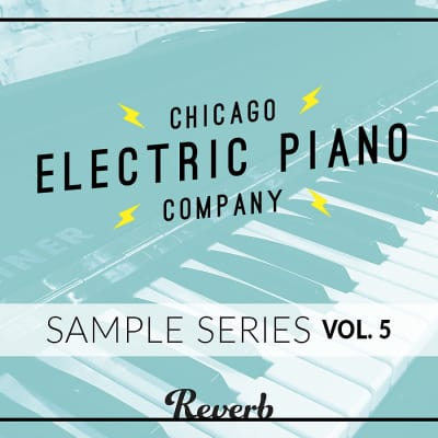 The Chicago Electric Piano Co | Sample Series Vol. 5 - Hohner Pianet L