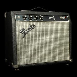 "Fender Champ II 18-Watt 1x10"" Guitar Combo 1981 - 1983"